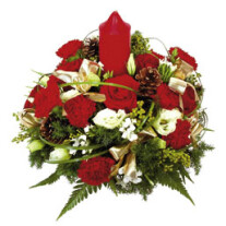 Holiday Arrangement / Christmas Arrangement